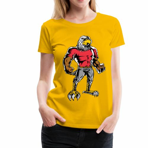 EagleStandingNeoClassic - Women's Premium T-Shirt