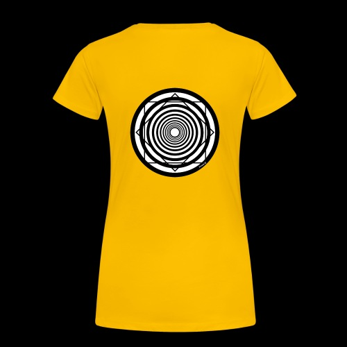 Tripping in a dimension - Women's Premium T-Shirt