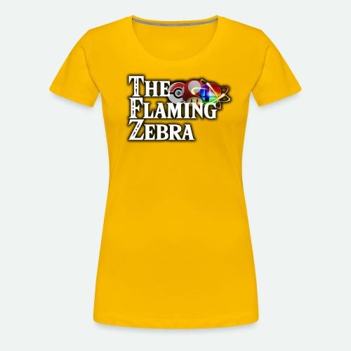 TFZ Big LOGO - Women's Premium T-Shirt
