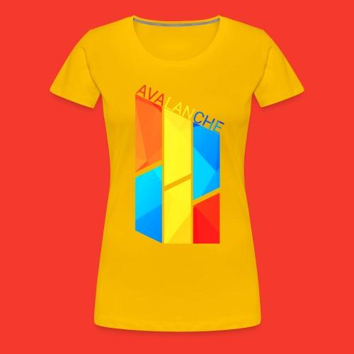 Avalanche classic - Women's Premium T-Shirt