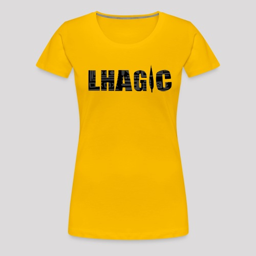 Lhagic - Women's Premium T-Shirt