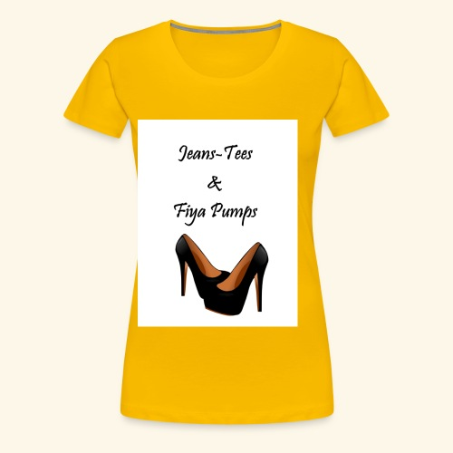 Jeans - Women's Premium T-Shirt