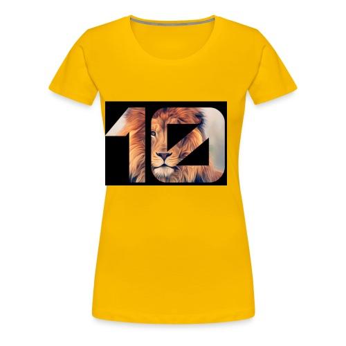 YRBN - Women's Premium T-Shirt