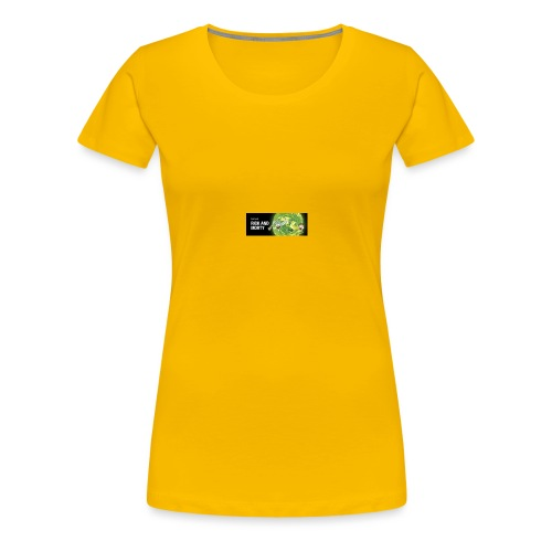 flippy - Women's Premium T-Shirt