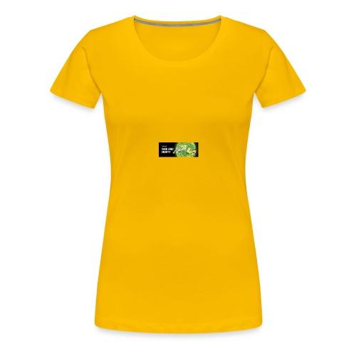 flippy - Women's Premium T-Shirt