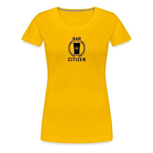New Bar Citizen - Women's Premium T-Shirt