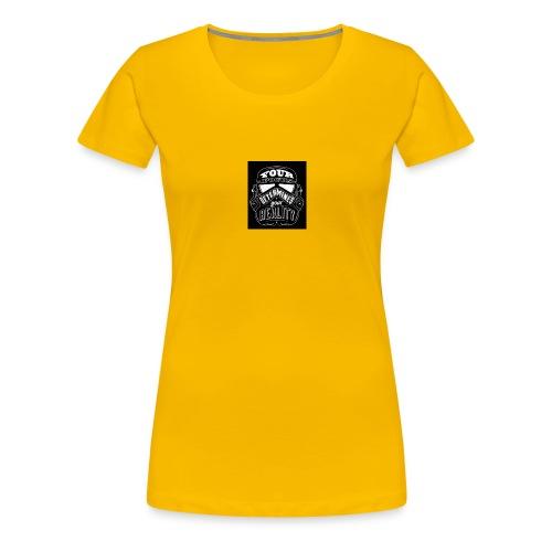 Quote - Women's Premium T-Shirt