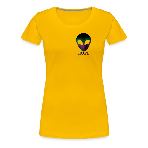 Alien #2 - Women's Premium T-Shirt