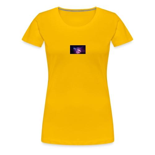 wallpaper for YT BANNER - Women's Premium T-Shirt
