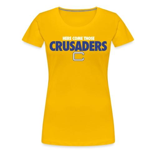 HereComeThose - Women's Premium T-Shirt