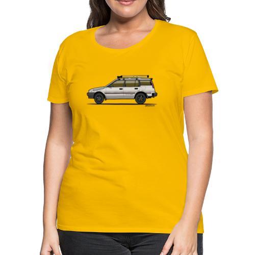 Ayota AE95 4WD Wagon - Women's Premium T-Shirt