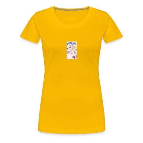 crybaby - Women's Premium T-Shirt