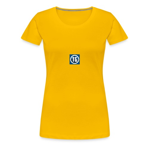typical gamer shirts and jackets - Women's Premium T-Shirt