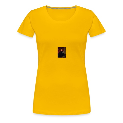 WIlliam Rufus King - Women's Premium T-Shirt