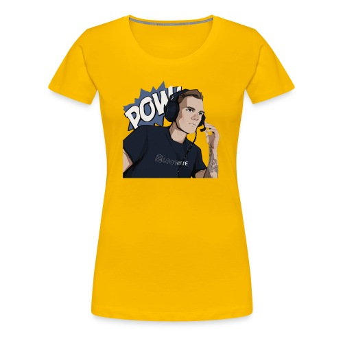 POW - Women's Premium T-Shirt