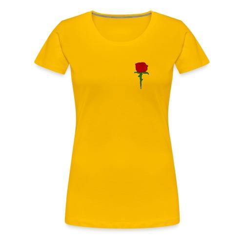 r-o-s-e - Women's Premium T-Shirt