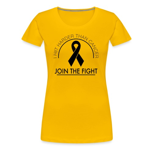 Breast Cancer Design 2 - Women's Premium T-Shirt