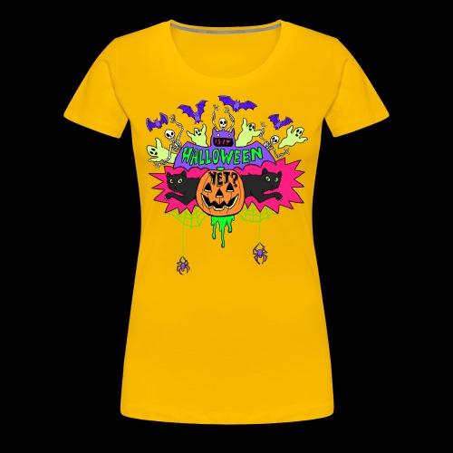 Is it Halloween yet? - Women's Premium T-Shirt