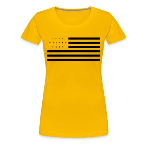 TPG Flag - Women's Premium T-Shirt
