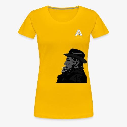 Carlo Scarpa - Women's Premium T-Shirt