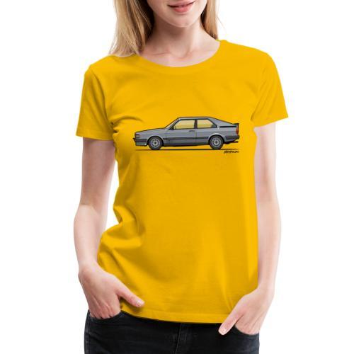 Four Rings Cou B2 GTE Eur - Women's Premium T-Shirt