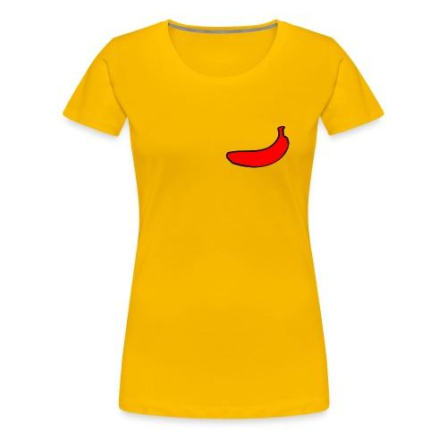 Red Banana Clothing original - Women's Premium T-Shirt