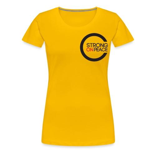 In The World - Women's Premium T-Shirt