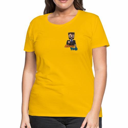 4KXBTS NoCircle png - Women's Premium T-Shirt