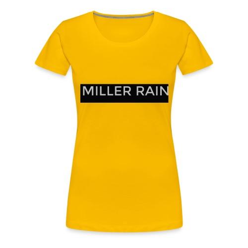 MillerRain - Women's Premium T-Shirt