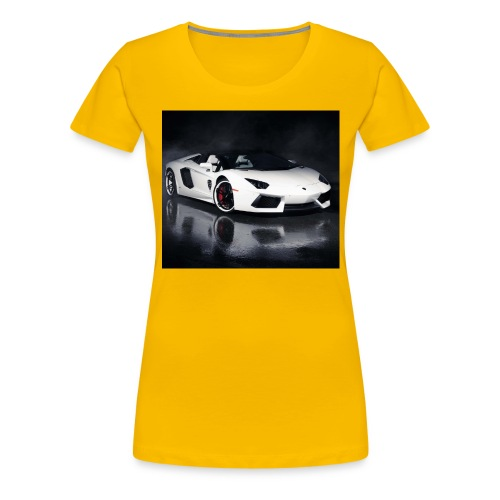 wallpaper14527313357b7ff1 - Women's Premium T-Shirt