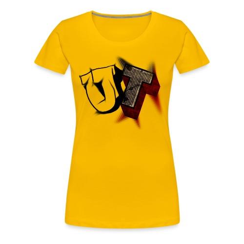Urban Topic UT Line - Women's Premium T-Shirt