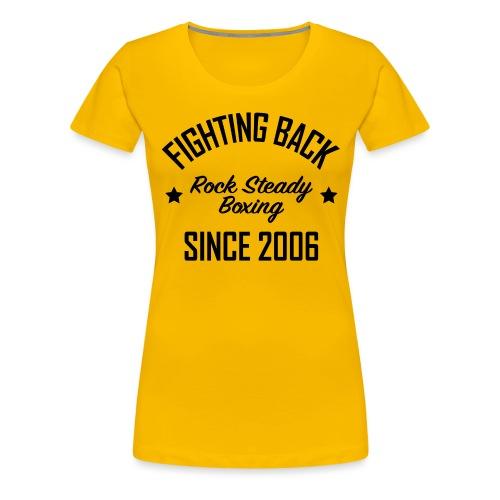RSB Vintage Stars - Women's Premium T-Shirt