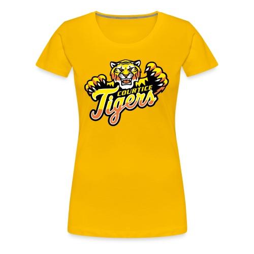Courtice FINAL - Women's Premium T-Shirt