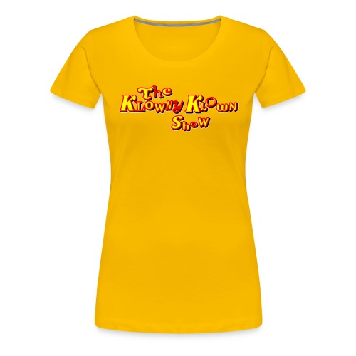 The Klowny Klown Show Logo - Women's Premium T-Shirt
