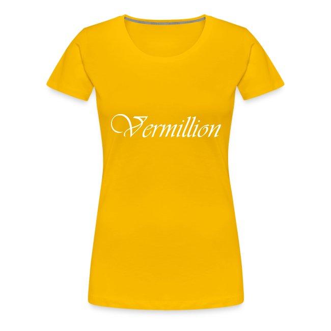 Vermillion T