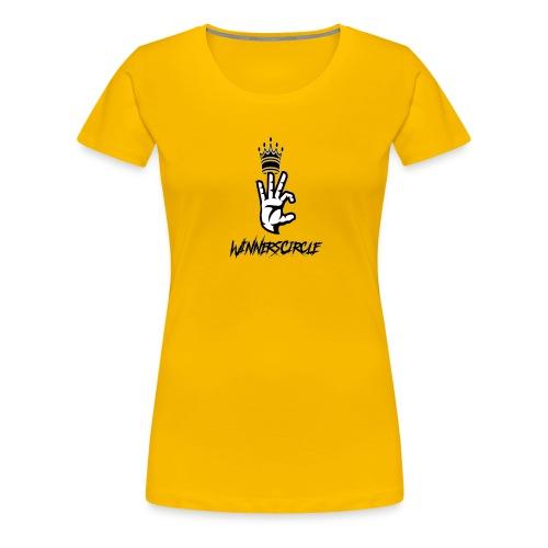WinnersCircle - Women's Premium T-Shirt