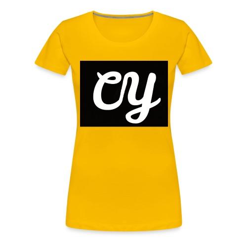 YasdeCaiters Merchandise - Women's Premium T-Shirt