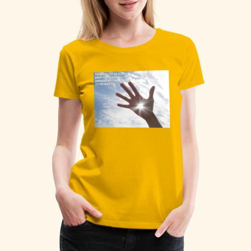 Nerd Power - Women's Premium T-Shirt