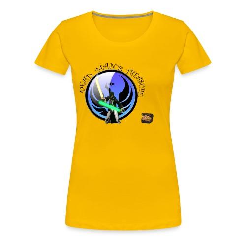 Dead Man's Treasure - Women's Premium T-Shirt