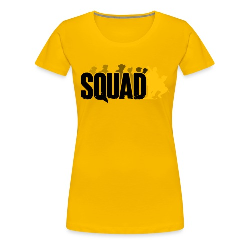 cv sqoud - Women's Premium T-Shirt