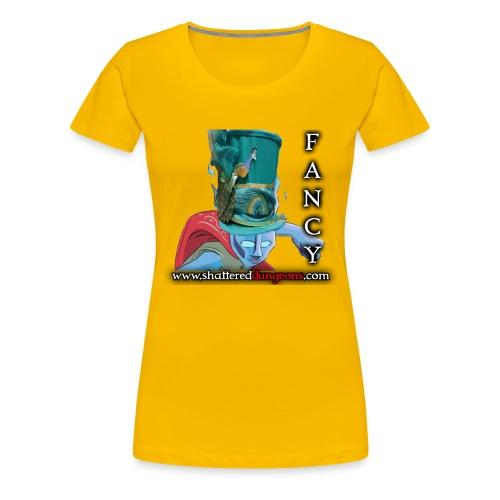 Fancy Hat Emote - Women's Premium T-Shirt