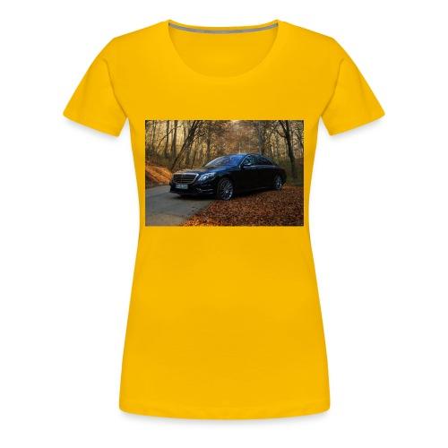 mercedes-benz s clas - Women's Premium T-Shirt