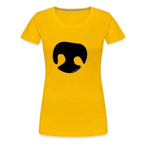 Dog Nose - Women's Premium T-Shirt