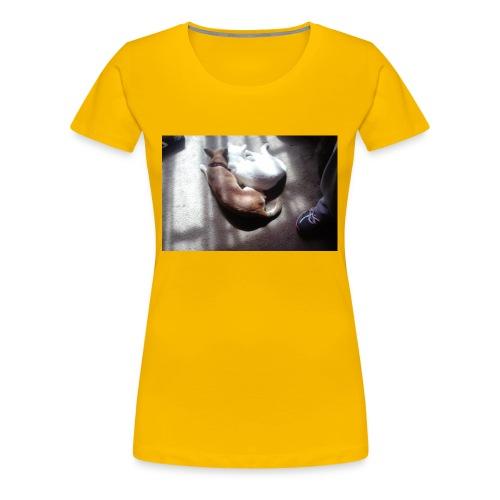 Best friends - Women's Premium T-Shirt