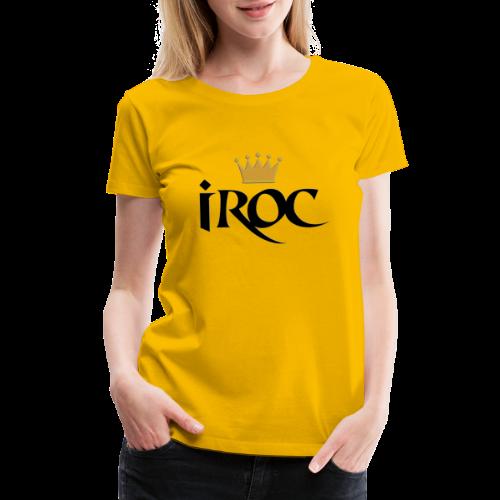 iRoc - Women's Premium T-Shirt