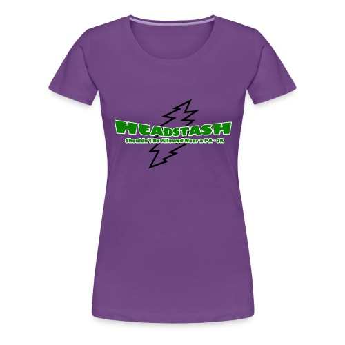Headstash T-Shirts - Women's Premium T-Shirt