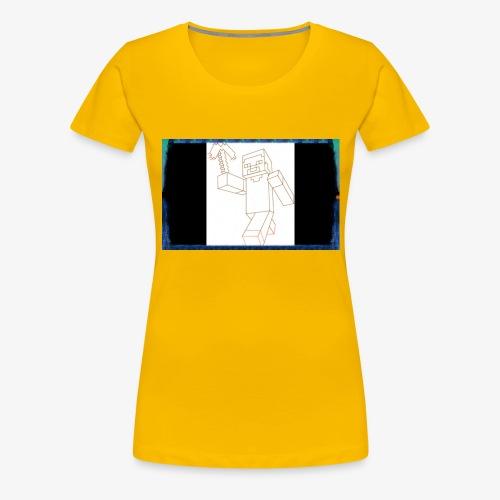broer steve shirt - Women's Premium T-Shirt