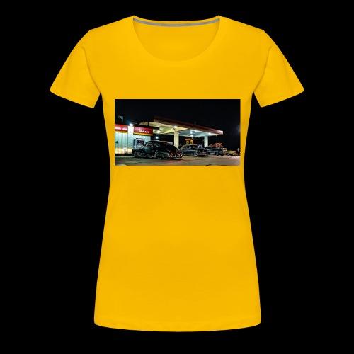 F2113954 469B 407D B721 BB0A78AA75C8 - Women's Premium T-Shirt