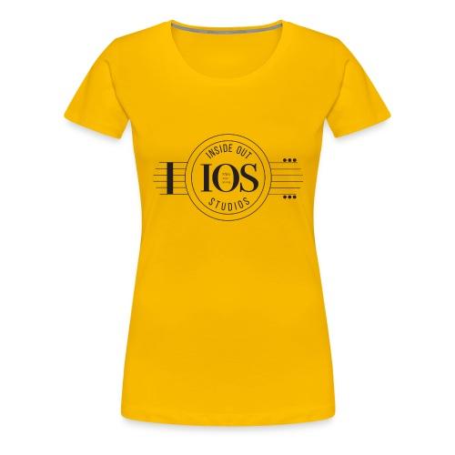 Inside Out logo - Women's Premium T-Shirt