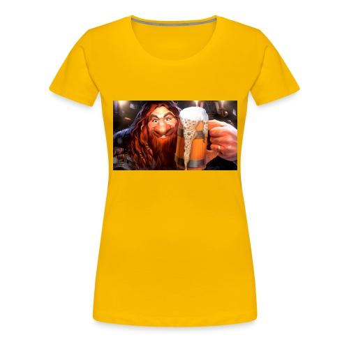 Hearthstone Innkeeper - Women's Premium T-Shirt
